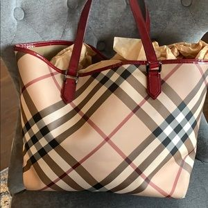 Used Burberry Bag
